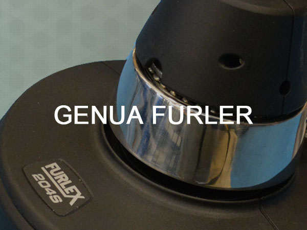 Selden Furlex 204S rolreefsysteem | Rake Rigging